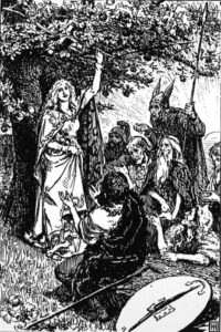 Idunn and the Apples of Youth(1893年)
